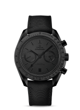 Co-Axial Chronograph 44,25 мм Black Black