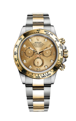 Rolex Steel and Yellow Gold 40 мм 116503-0006