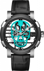 Romain Jerome Skylab 48 Speed Metal Cyan Skull RJ.M.AU.030.16 — фото превью