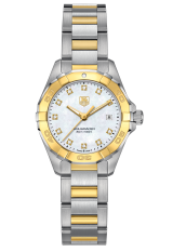 TAG Heuer Steel & Yellow Gold 300M 27 мм WAY1451.BD0922 — фото превью