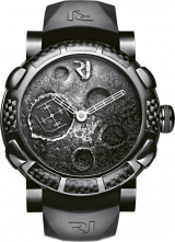 Romain Jerome Moon Dust Black Mood Silver Auto MG.FB.BBBB.00 — фото превью