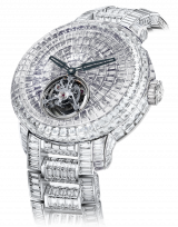 Caviar Tourbillon Diamond Bracelet