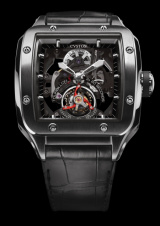 Evosquare 50 T-S Tourbillon Sport