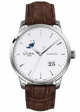 Glashutte Excellence Panorama Date Moon Phase «Short Fold clasp» 1-36-04-05-02-51