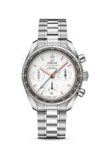 Omega Co-Axial Chronograph 38 мм 324.30.38.50.02.001
