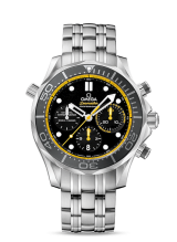 Omega Co-Axial Chronograph 44 мм 212.30.44.50.01.002