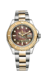 Rolex Steel and Yellow Gold 40 мм 16623-0010