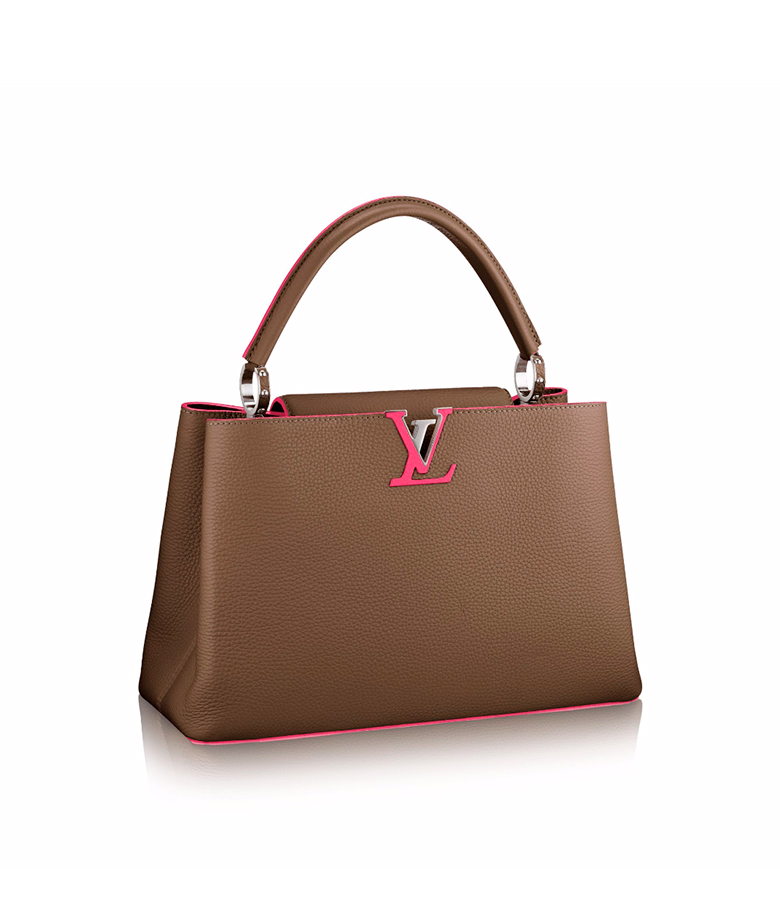 Louis Vuitton  Capucines MM M90330