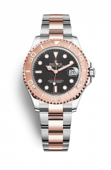 Rolex Oyster 37 мм Steel and Gold Everose 268621-0004