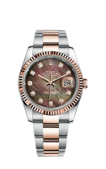 Rolex Steel and Everose Gold 36 мм 116231-0075 — фото превью