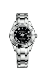White Gold and Diamonds 29 мм