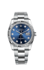 Rolex Steel and White Gold 36 мм 116234-0134 — фото превью