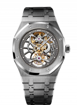 Audemars Piguet Royal Oak Openworked Extra-Thin Tourbillon 26511PT.OO.1220PT.01 — фото превью