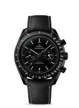 Co-Axial Chronograph 44.25 mm Pitch Black