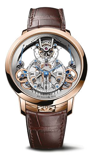 Arnold & Son Time Pyramid Tourbillon 1TPBR.T01A