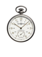 Bell & Ross PW1 HERITAGE WHITE DIAL BRPW1-WH-TI