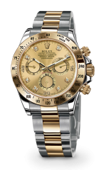 Rolex Steel and Yellow Gold 40 мм 116523-0055