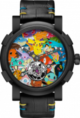 Romain Jerome Tourbillon Pokemon RJ.M.TO.PK.032.01 — фото превью