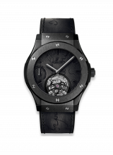 Tourbillon Power Reserve 5 Days Berluti Scritto All Black