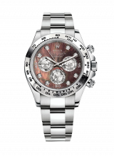 Rolex Oyster 40 White gold 116509-0044