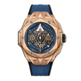 Unico Sang Bleu II King Gold Blue