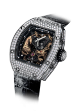 RM 51-01 Tourbillon Tiger And Dragon — Michelle Yeoh