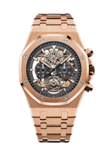 Audemars Piguet Royal Oak Tourbillon Chronograph Openworked 26347OR.OO.1205OR.01 — фото превью