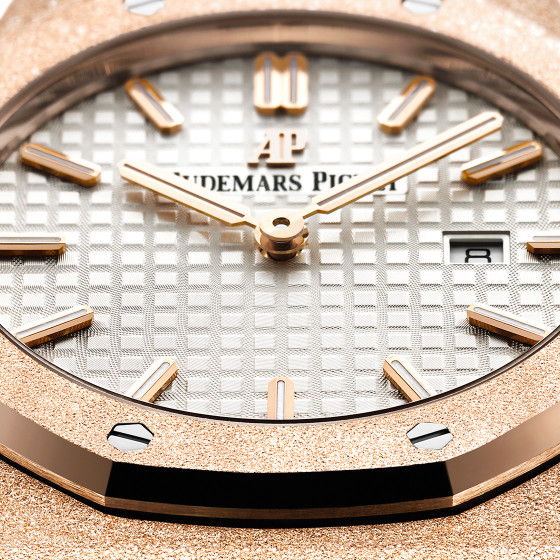 Audemars Piguet FROSTED GOLD 67653OR.GG.1263OR.01
