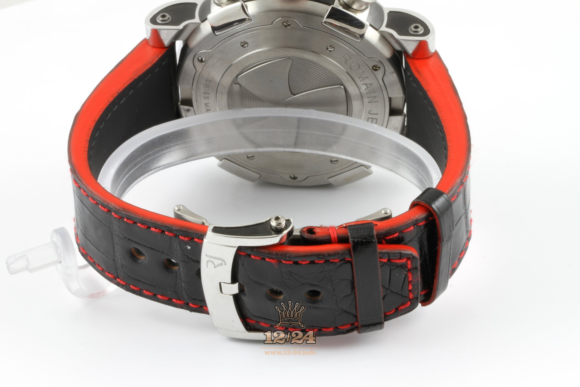Romain Jerome Steampunk Chrono Red RJ.T.CH.SP.005.01