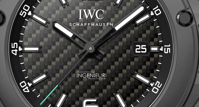 Модель IWC на аукционе Only Watch 2015