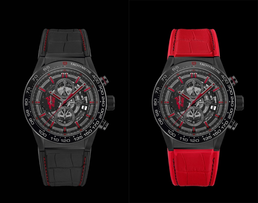 Launch 2 Special Edition Chronographs