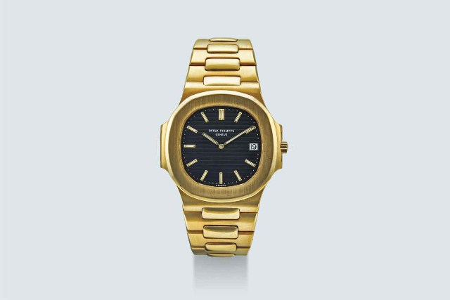 Patek Nautilus 3700J Yellow gold Patek Philippe