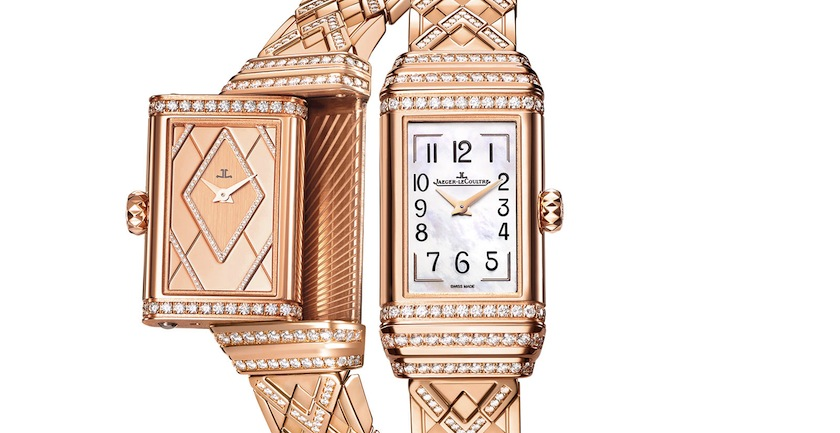 aeger-LeCoultre Reverso One Duetto Jewelry