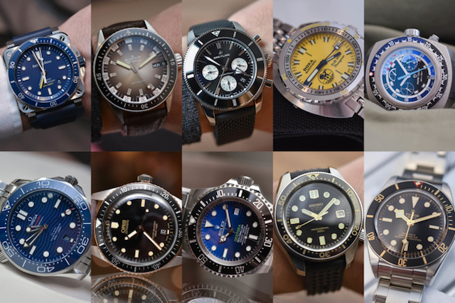 Best Dive Watches Baselworld 2018