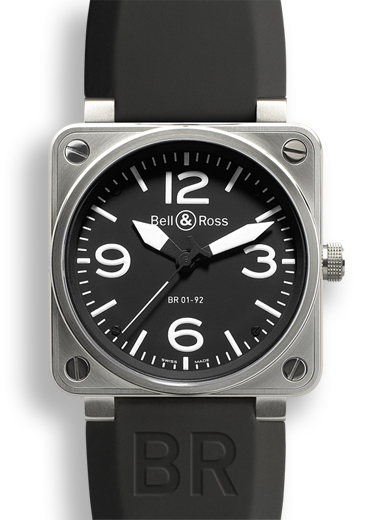 Bell & Ross BR01-92 Steel 46mm