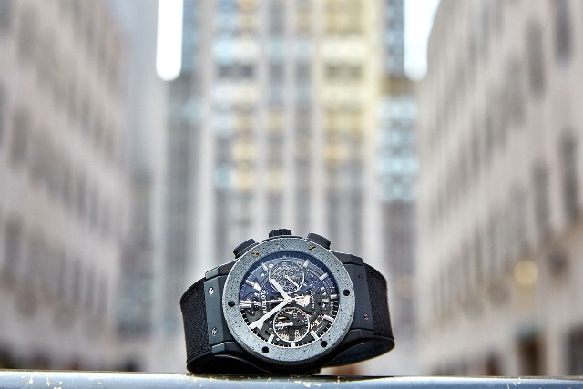 Classic Fusion Aerofusion Chronograph Concrete Jungle