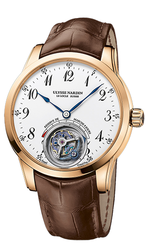 Часы Ulysse Anchor Tourbillon 1786-133