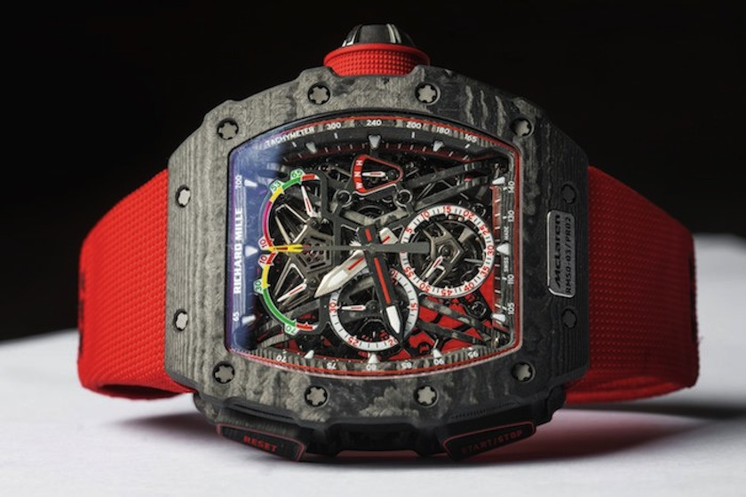 richard mille carbon sihh 2017