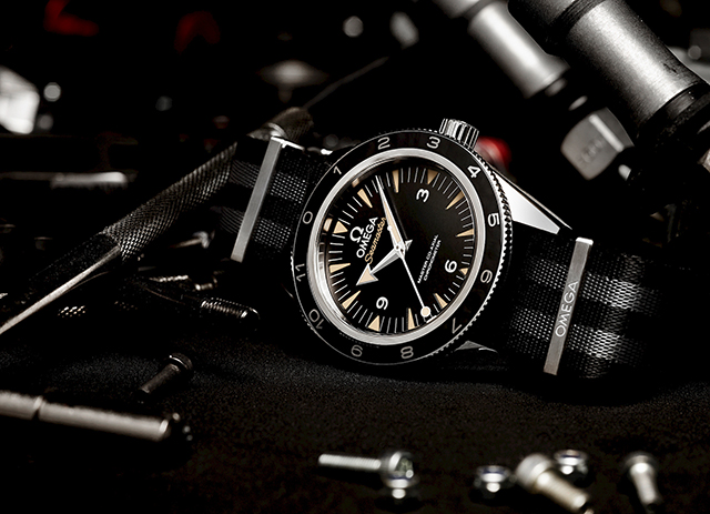 "Seamaster 300 ""Spectre"" Limited Edition"