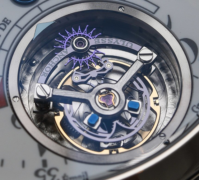 Часы Ulysse Anchor Tourbillon