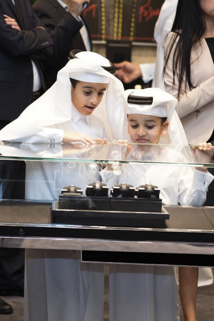 hublot boutique in katar