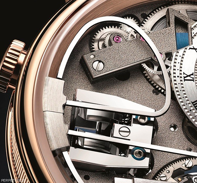 Tradition Repetition Minutes Tourbillon 7087 от Breguet