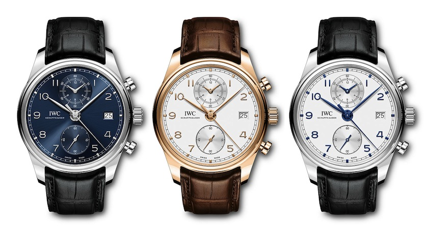 new release iwc portugieser classic