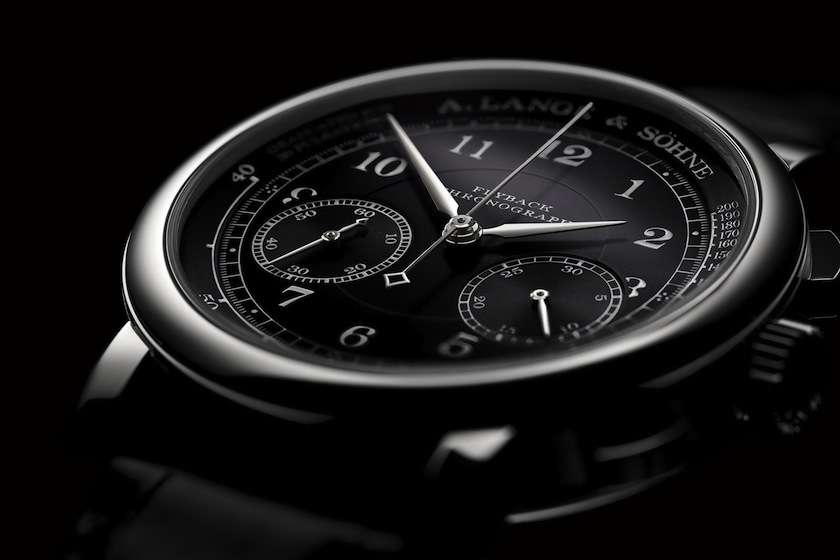 1815 chronograph black