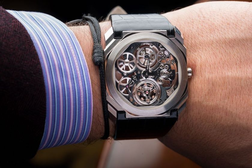 Bulgari Octo Finissimo Tourbillon Skeleton 2