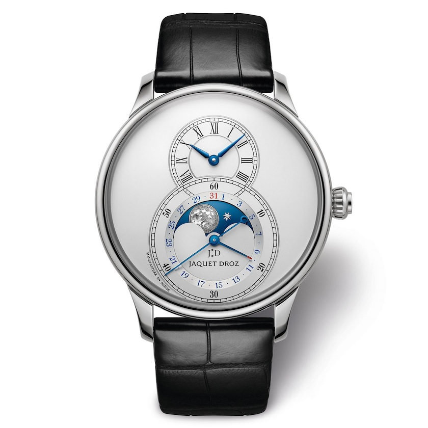 jaquet droz grande seconde moon