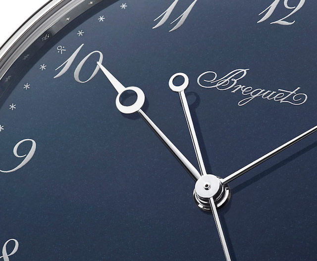 Ginza anniversary by breguet