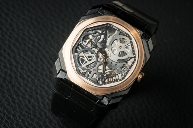 bulgari octo finissimo ultranero skeleton