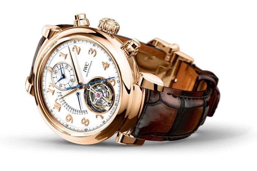 IWC-Da-Vinci-Tourbillon-Retrograde Chronograph