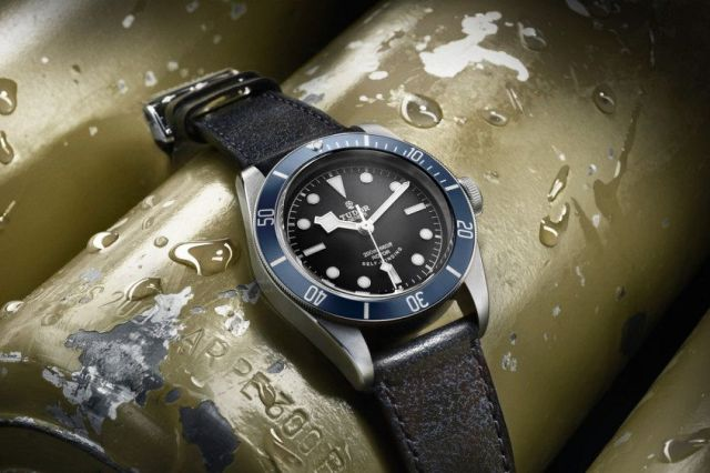 Tudor Heriatage Black Bay